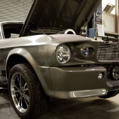 1968 Mustang Eleanor built by Philly Motor Sports